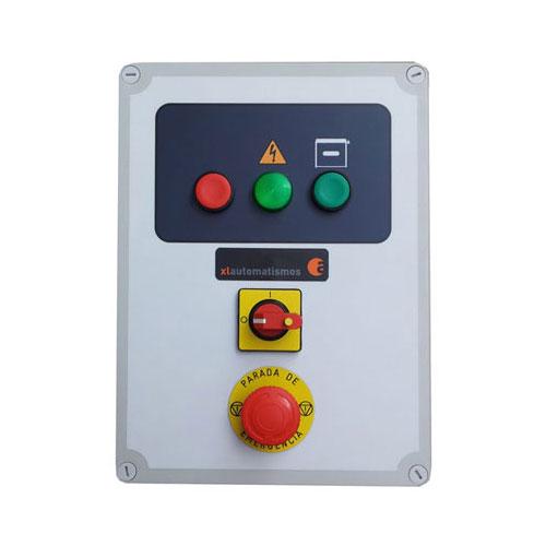 Productos seguridad xl automatismos - Cuadro electrico domestico ...